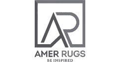 This is the Amer Rugs logo