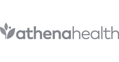 This is the Athena Health logo