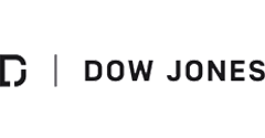This is the Dow Jones log