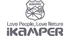 This is the iKamper logo