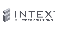 This is the Intex Millwork logo