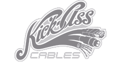 This is the Kickass Cables logo