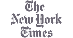 This is the new york times logo.