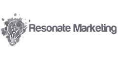 This is the Resonate Marketing logo
