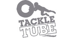 This is the Tackle Tube logo