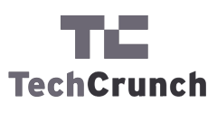 This is the Tech Crunch logo